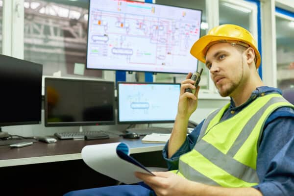 Productivity & Benefits Of Industrial IoT In Manufacturing