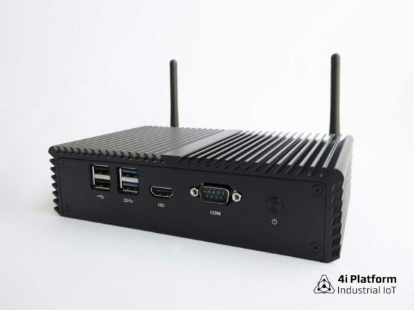 4i Platform Compact Server